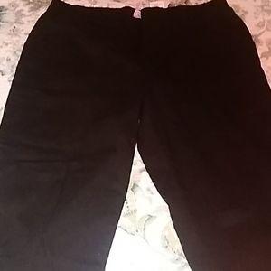 JMS Black stretch jeans